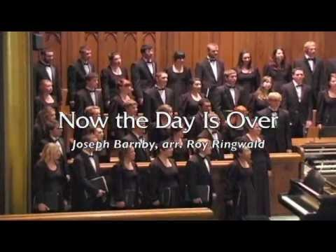 Now the Day Is Over (The Hastings College Choir)