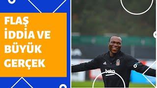 Aboubakar, Fenerbahçe'de mi oynamak istiyor?.. Bu hafta lig bitebilir! Nasıl mı?