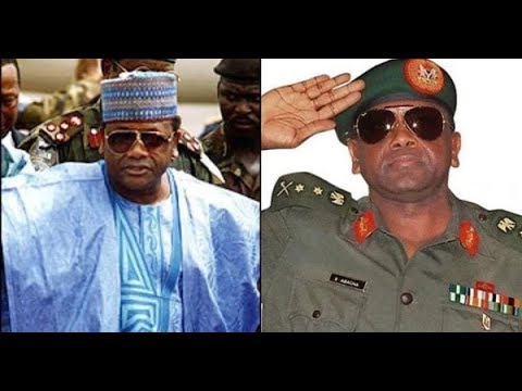 Image result for sani abacha death