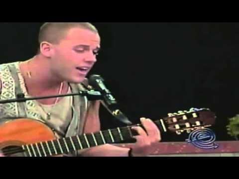 Gian Marco - No puedo amarte (TV Peruana)
