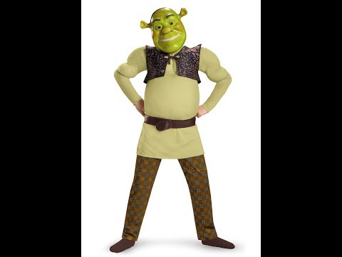 Shrek 1 Opening With A Different Smash Mouth Song