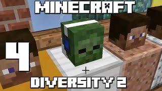 Minecraft Mapa DIVERSITY 2! Capitulo 4!