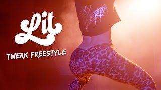 Trailer Lexy Panterra - Lit (Twerk Freestyle) 4K