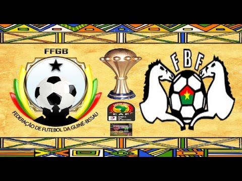 PS4 PES 2017 Gameplay Guinea-Bissau vs Burkina Faso HD