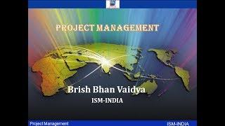 Webinar on Project Management