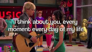 Austin & Ally - I Think About You (Lyrics) FULL SONG