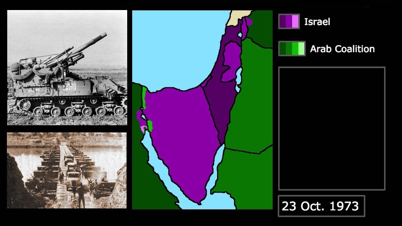 [Wars] The Yom Kippur War (1973): Every Day