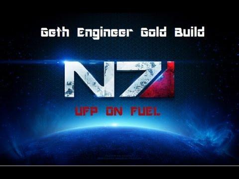 ME3 UFP on Fuel: Geth engineer Gold build