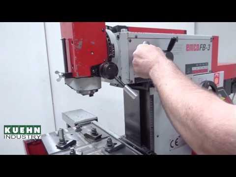 Universalfräsmaschine Emco FB3 Bj'2004 - Fräsmaschine