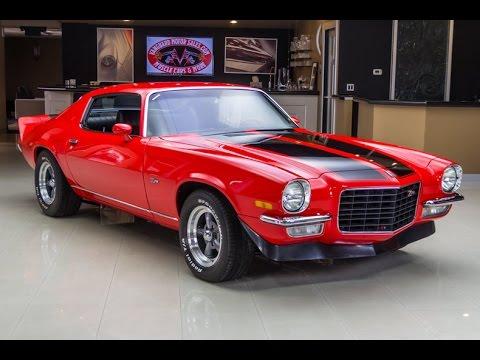 1973 Chevrolet Camaro For Sale YouTube