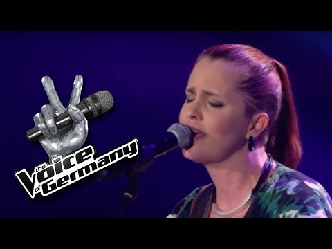 Tom Petty  Free Fallin  Stefanie Nerpel   The Voice of Germany 2017  Blind Audition