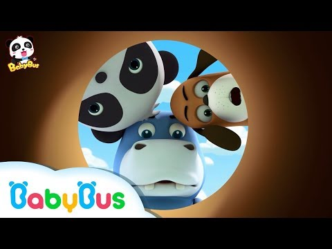 What's Under the Ground? | Baby Panda's Magic Bow Tie | Magical Chinese Characters | BabyBus
