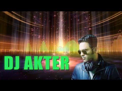 Mon Ghumay Re (DJ Remix) | Habib Wahid | DJ AKTER
