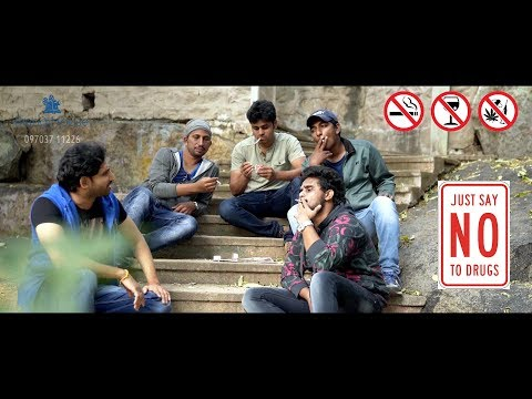 SAY NO TO DRUGS|Drugs Film Documentary in Tribal|AP Government|Brand House|Police Force