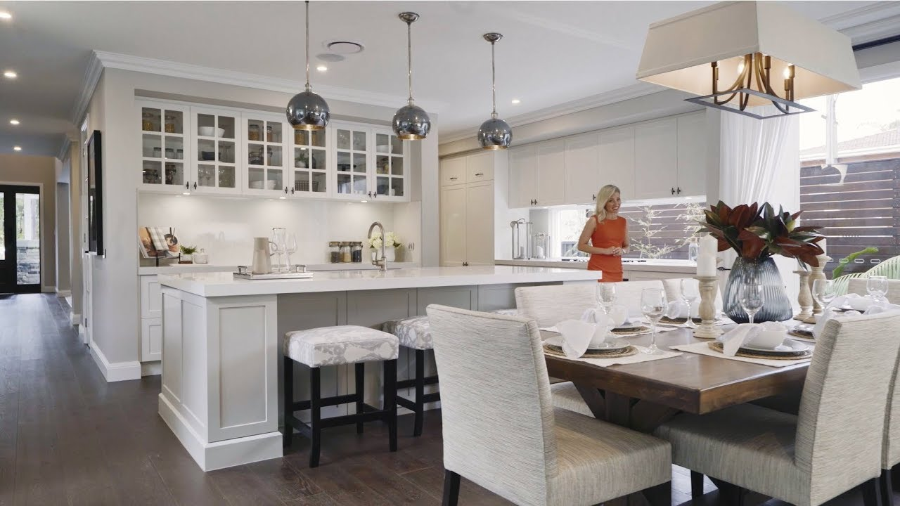 Hamptons Kitchens Styling Tips Hamptons Kitchen Metricon