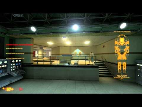 Black Mesa: HEV Suit Boot Up