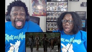 The Walking Dead 9x9 REACTION!! {Adaptation}