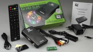 Galaxy Innovations HD Slim - видео обзор спутникового HD ресивера