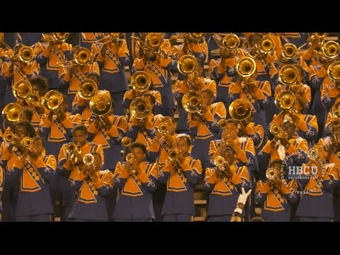 Mainstream Ratchet - Alcorn State University Marching Band 2015 - Filmed in 4K