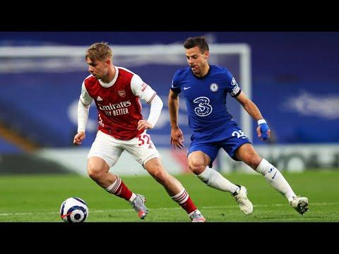 Chelsea v Arsenal (0-1) | The Breakdown Live | Premier League | Smith Rowe