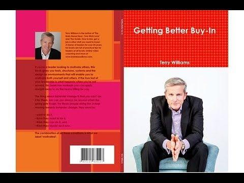 Terry Williams - Webinar: Getting Better BuyIn