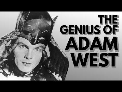 The Genius Of Adam West   Video Essay