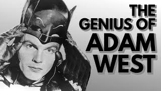The Genius of Adam West | Video Essay