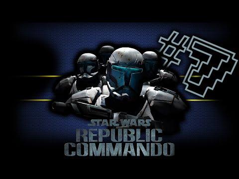Star Wars Republic Commando: He got droids! -PART 7- Home Alone Gaming |