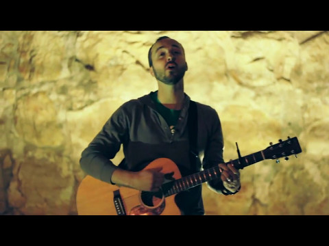 HEBREW! How Great is our God // Gadol Elohai by Joshua Aaron in Jerusalem