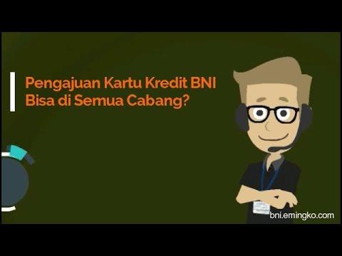Pengajuan Kartu Kredit BNI Bisa di Semua Cabang?