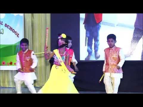 Ek do theen dance by  kids