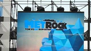 TOKYO METROPOLITAN ROCK FESTIVAL 2014