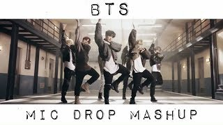 BTS, Ariana Grande, Selena Gomez & Nicki Minaj ‒ Mic Drop Mashup [K-Pop]