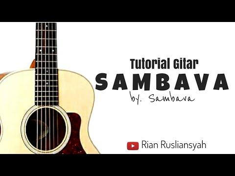 Rian Rusliansyah SAMBAVA - (Q&A) Tutorial Gitar Lagu SAMBAVA