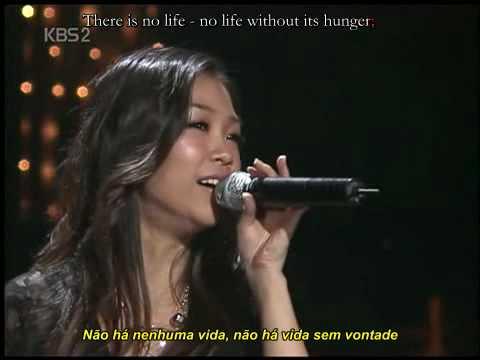 Lena Park-Inori-You Raise me up