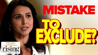 Panel: Did DNC Make A HUGE Mistake By Excluding Progressives, Tulsi Gabbard?