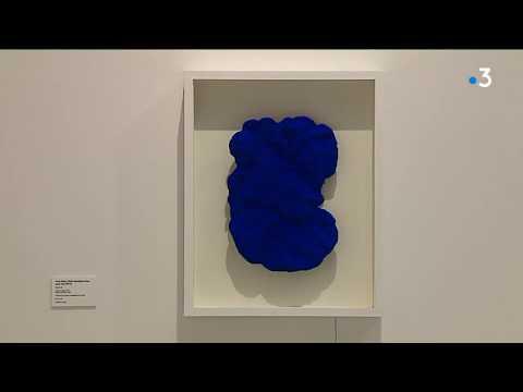 Du Bleu Klein Pour Célébrer Le Siècle Soulages, Le Maître Du Noir