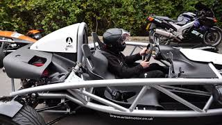 Collection of the Ariel Atom & First Drive!