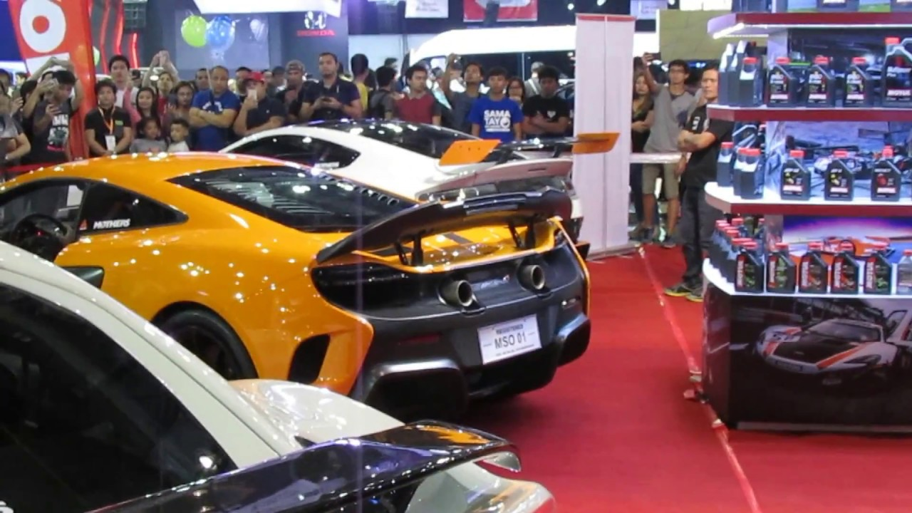 Manila International Auto Show YouTube - International car show