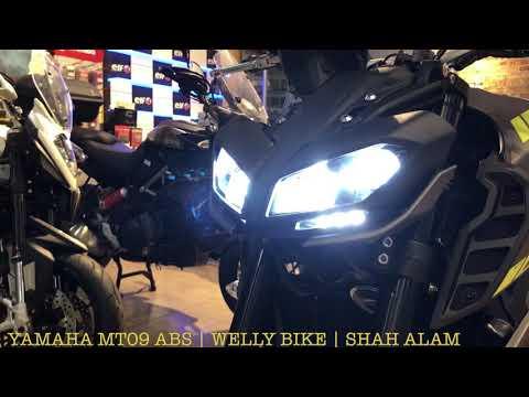 Yamaha Mt09 ABS 2018 | WELLY BIKE | SHAH ALAM