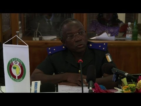Mali: African military leaders wait for UN resolution