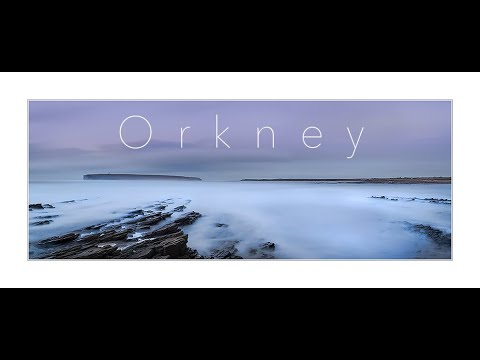 Photographing the Orkney Islands after a Storm