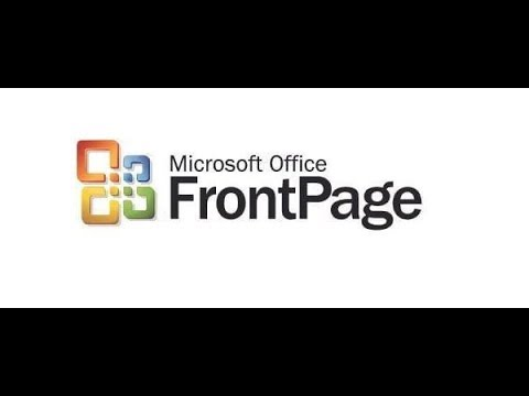 How To Download MS Frontpage Latest Version Free