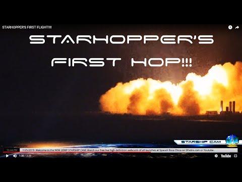 STARHOPPER'S FIRST HISTORIC HOP!!!!Kaynak: YouTube · Süre: 2 dakika26 saniye