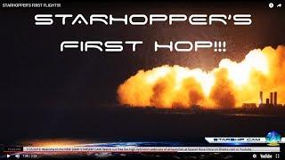 STARHOPPER'S FIRST HISTORIC HOP!!!!