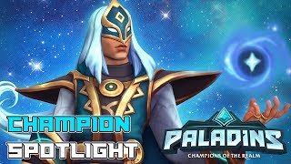 Jenos Champion Spotlight