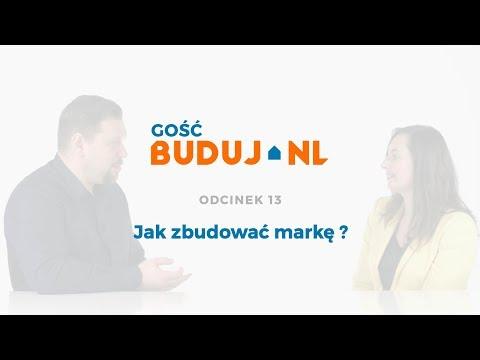 Jak zbudować własną markę?/Marysia Białek - Sukces.nl /odc.13 Gość Buduj.nl