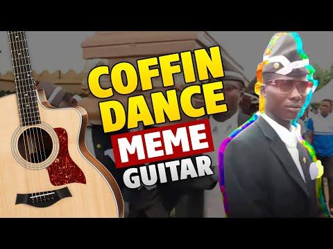 Astronomia Meme, Coffin Dance Meme, Funeral Dance Meme (fingerstyle Guitar Cover)
