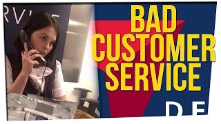 Woman Gets Terrible Customer Service ft. Anthony Lee