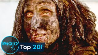 Top 20 Scariest Scenes From NonHorror Movies